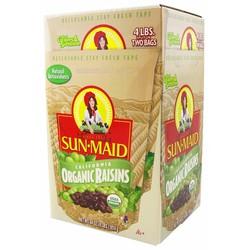 Nho khô xanh Natural SunMaid 1.814kg Mỹ