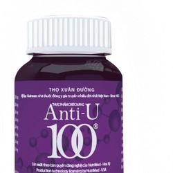 Giúp phòng ngừa và hỗ trợ điều trị ung thư Anti-u100