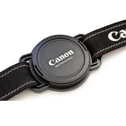 Camera Strap Lens Cap Holder