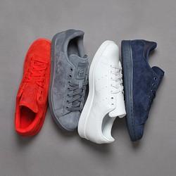 Sneaker nam Stan smith suede - free ship toàn quốc