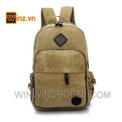 Balo Nam Canvas thời trang đi học giá rẻ cung cấp bởi Winz.vn