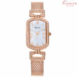 Đồng hồ cao cấp - Đồng hồ nữ KIMIO cá tính KI042 VÀNG tuyệt đẹp