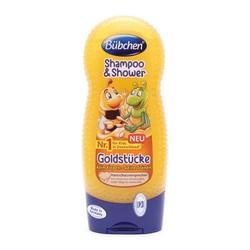 Sữa tắm gội tinh chất mật ong Bübchen 230ml