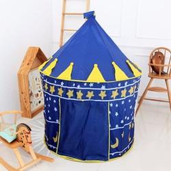 Lều lâu đài cho bé trai