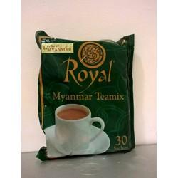 Trà sữa truyền thống Myanmar