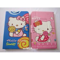 Bao Da Máy Tính Bảng 7inch Hello Kitty