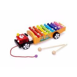 Đồ chơi đàn gỗ hình ô tô