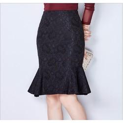 Chân váy đuôi cá thời trang cao cấp 2016 - MZ328