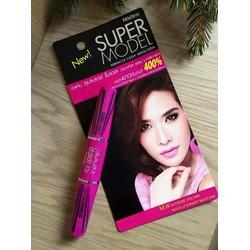 Mascara 2 đầu Mistine super model Thái