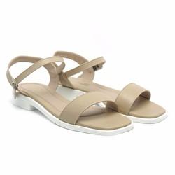Giày sandal nữ quai ngang dễ thương