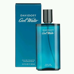 Nước hoa Nam Davidoff Cool Watet Men 125ml