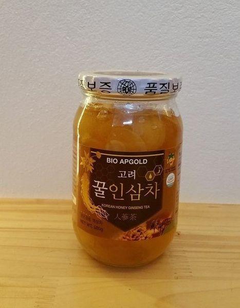 Sâm tươi ngâm mật ong 1