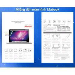 Miếng dán màn hình HD cho MacBook 12″