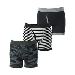 Set 3 quần lót bé trai màu 57 Olive hãng Uniqlo - hàng nhập Nhật