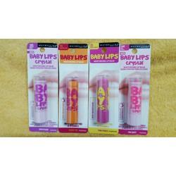 Son dưỡng có màu nhẹ Baby Lips
