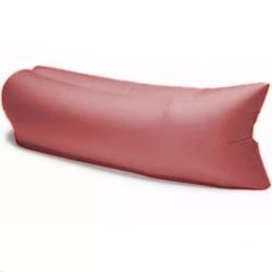 Ghế sofa giường ngủ đệm hơi thông minh nâu