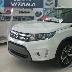 Suzuki Vitara 2016 Trắng Ngọc Trai