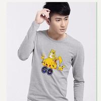 Áo thun nam Pokemon Go
