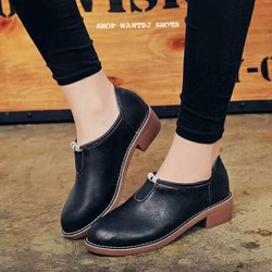Giày Oxford Nữ 2016
