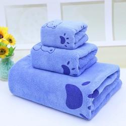 Bộ 3 khăn tắm ngộ nghĩnh cho mẹ và bé