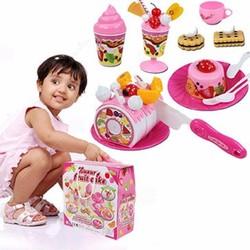 Bộ đồ chơi cắt bánh sinh nhật cho bé