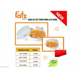 Dụng cụ tiệt trùng bằng lò vi sóng Fatzbaby