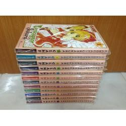 Truyện tranh SAKURA TVM Comics - Trọn bộ 12 tập
