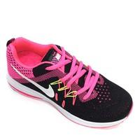 Giày thể thao nữ hồng E249