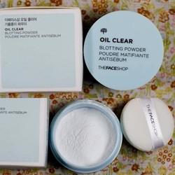 Phấn Phủ Oil Clear – The Face Shop