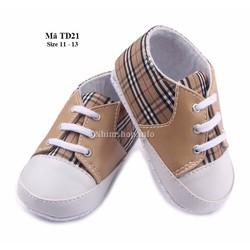 Giày tập đi cho bé 0 - 18 tháng TD21