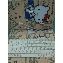 Bao da bàn phím Hello Kitty