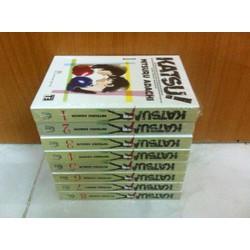 Truyện tranh KATSU - Trọn bộ 8 tập