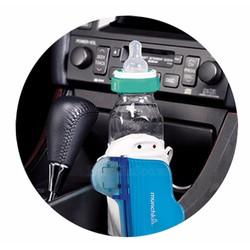 Máy hâm nóng bình sữa trên ôtô