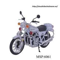 Mô hình xe mô tô KAWASAKI 750 RS-P Cảnh sát tỷ lệ 1:12 Joycity