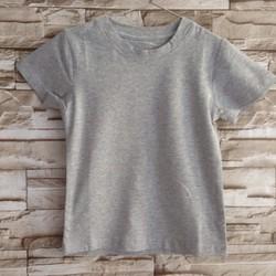 Áo thun cotton 4 chiều trơn - at024 [10-26kg ]