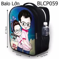Balo Học sinh - Teen Hay là mình bất chấp hết yêu nhau đi - VBLCP059