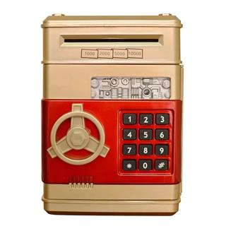 Két mini đựng tiền thông minh Đỏ - A044 thumbnail