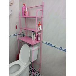 Kệ để đồ Toilet - kệ đựng đồ Toilet