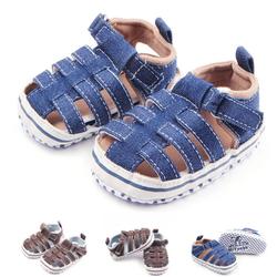 Sandal bé trai 0-12 tháng