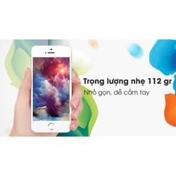 IPHONE 5S MỚI 98 99 VÀNG, ĐEN, TRẮNG 16GB
