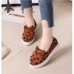 Giày búp bê bánh mì sư tử