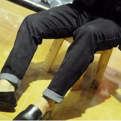 Quần Jean ống côn Skinny nam co giãn tốt,kiểu dáng hàn quốc