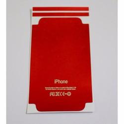 Miếng Dán Skin mặt lưng cao cấp cho Iphone 7