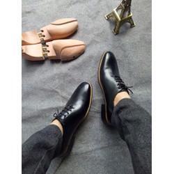 Giày da nam phong cách Hàn Quốc D41