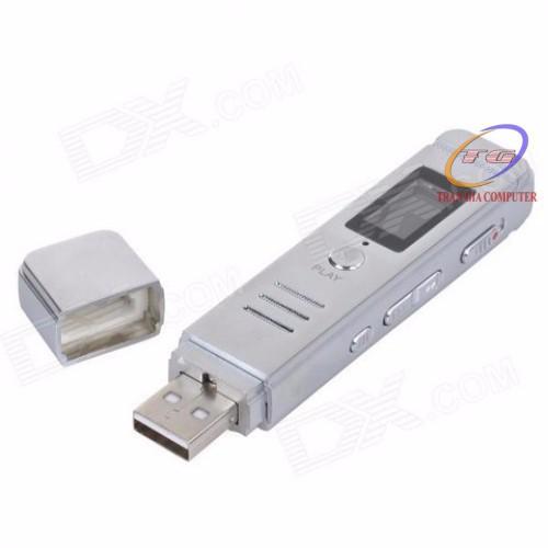 Máy ghi âm chuyên nghiệp GH807 bộ nhớ trong 8GB 2