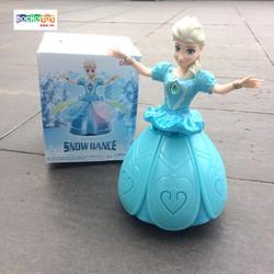 Búp Bê Nữ Hoàng Elsa - Frozen Múa Hát