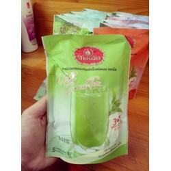 Trà Sữa Thái xanh