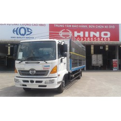 Xe tải Hino FC - 6T4 - 6.4 tấn - Model 2017