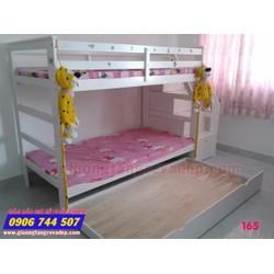 Giường 3 tầng trẻ em giá rẻ 165