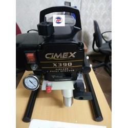 Máy phun sơn Cimex X390 giá rẻ nhất chỉ có tại sendo